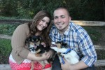 Kristina&Bo: puppies!